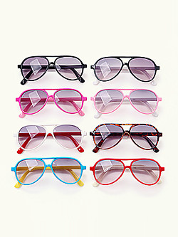 <font color=#f694a3>* JKIDS ACC *</font> <br> Heli-colored sunglasses
