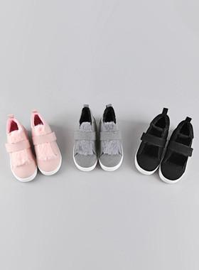 <font color=#8e5b69>* JKIDS 2016 *</font> <br> Cotton Candy Fur Shoes
