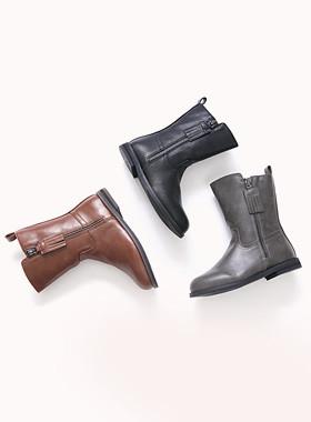 <font color=#906f78>* JKIDS 2016 *</font> <br> Clever boots