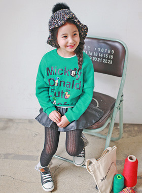 """<font color=#8e5b69><font color=#8c4458>*</font> JKIDS 2016 F / W *</font> <br> Friends One on one <br> <font color=""""#9f9f9f"""">* Youthful refreshing green color * <br> * * Stingray comfortable to fit</font>"""