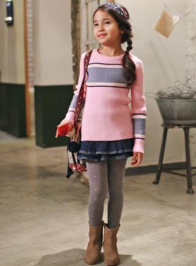 """<font color=#8e5b69><font color=#8c4458>*</font> JKIDS 2016 F / W *</font> <br> Kuah knit scheme <br> <font color=""""#9f9f9f"""">Bright pink ♡ ♡ <br> Good neat style!</font> <br> <font color=""""#a84c59""""><b>* 30% SALE *</b></font>"""