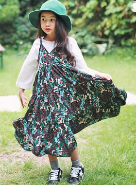 "<font color=#8e5b69><font color=#8c4458>*</font> JKIDS 2016 F / W *</font> <br> Elisa Dress <br> <font color=""#9f9f9f"">* * Yeori yeori beauty line <br> * * Ethnic Maxi Dress</font>"
