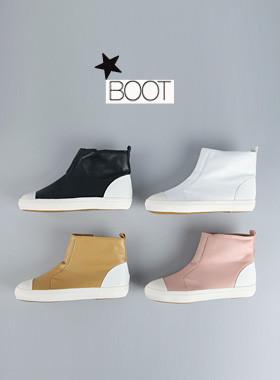 <font color=#8e5b69>* JKIDS 2016 *</font> <br> Chelsea Boots