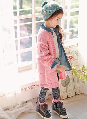"""<font color=#8e5b69><font color=#8c4458>*</font> JKIDS 2016 F / W *</font> <br> As Remy knit cardigan <br> <font color=""""#9f9f9f"""">♡ ♡ mild mild knit weave <br> Ganjeolgi must-haves!</font>"""