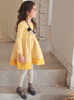 """<font color=#8e5b69><font color=#8c4458>*</font> JKIDS 2016 F / W *</font> <br> Hello yellow dress SET <br> <font color=""""#9f9f9f"""">* Refreshing refreshing referee check * <br> * Wanso kkamjjikyi NecklaceSET *</font> <br> <font color=""""#a84c59""""><b>* 30% SALE *</b></font>"""