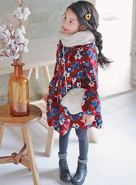 "<font color=#8e5b69><font color=#8c4458>*</font> JKIDS 2016 F / W *</font> <br> Amour Dress <br> <font color=""#9f9f9f"">* Emotional lovely vintage dress - <br> * Bright flower print *</font> <br> <font color=""#a84c59""><b>* SALE *</b></font>"