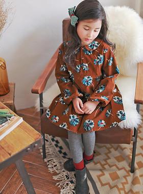 "<font color=#8e5b69><font color=#8c4458>*</font> JKIDS 2016 F / W *</font> <br> Dress mocha chino <br> <font color=""#9f9f9f"">* Color * Brown daldalhan <br> * * Antique sensibility pongpongpong</font> <br> <font color=""#a84c59""><b>* SALE *</b></font>"