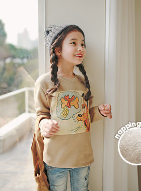 """<font color=#8e5b69><font color=#8c4458>*</font> JKIDS 2016 F / W *</font> <br> One on one imagine raising <br> <font color=""""#9f9f9f"""">♡ ♡ Cute Character printing <br> Marion stylish skirt!</font>"""
