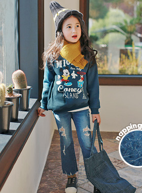 """<font color=#8e5b69><font color=#8c4458>*</font> JKIDS 2016 F / W *</font> <br> One on one, brushed canyon <br> <font color=""""#9f9f9f"""">♡ ♡ feel comfortable, <br> Mickey's brother and sister between good look!</font>"""