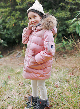 "<font color=#8e5b69><font color=#8c4458>*</font> JKIDS 2016 F / W *</font> <br> Bella Real Raccoon padding jumper <br> <font color=""#9f9f9f"">♡ ♡ cotton warm welron <br> Rich raccoon fur real!</font>"