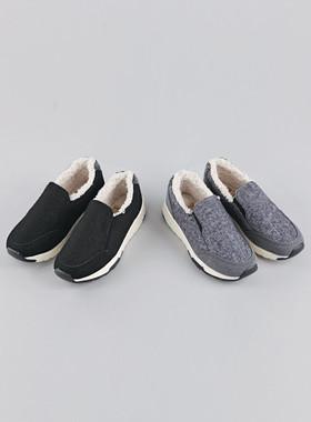 <font color=#8e5b69>* JKIDS 2016 *</font> <br> Fleece Shoes