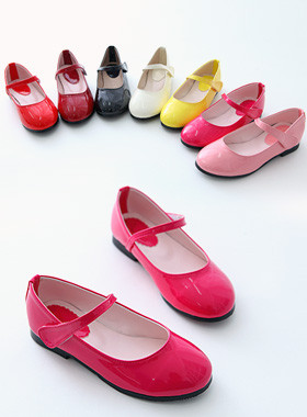 "<font color=#b784c6>* JKIDS 2016 *</font> <br> Jenneu enamel flats <br> <font color=""#a84c59"">* * Wearing delay <br> 28 days Estimate storage <br></font>"
