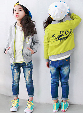 "<font color=#b784c6><font color=#c498d1>*</font> JKIDS 2016 S / S *</font> <br> Super cute double-sided zip-up jacket <br> <font color=""#9f9f9f"">* I'm on both sides * <br> * Finally Quantity No. 7, No. 9, No. 11 *</font>"