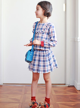 "<font color=#4bb999>* JKIDS 2017 S / S *</font> <br> Amy skirt down SET <br> <font color=""#9f9f9f"">* Look * Lovely salrangsalrang <br> * * Lovingly luxurious</font>"