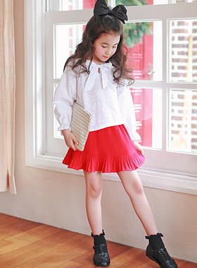 "<font color=#4bb999>* JKIDS 2017 S / S *</font> <br> Notting Hill Blanc and down SET <br> <font color=""#9f9f9f"">♡ ♡ romantic Blouse + Skirt Set <br> I'm stuck inside Underpants!</font>"