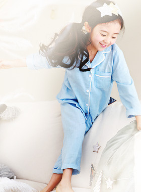 "<font color=#4bb999>* JKIDS 2017 S / S *</font> <br> Mignon Pajama SET <br> <font color=""#9f9f9f"">♡ Pleasant cotton material ♡ <br> Stay, girl!</font>"