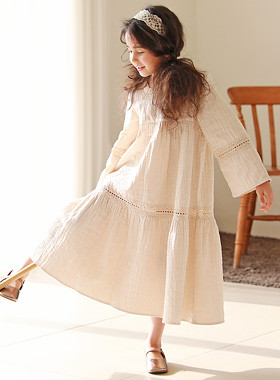 "<font color=#4bb999>* JKIDS 2017 S / S *</font> <br> Milady Maxi Dress <br> <font color=""#9f9f9f"">* Emotional dressy look * <br> Goddess Dress * * yeori yeori</font>"