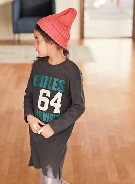 "<font color=#4bb999>* JKIDS 2017 S / S *</font> <br> Beatles One Piece <br> <font color=""#9f9f9f"">* Comfortable style look * <br> * stylish One Piece *</font>"