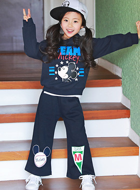"<font color=#4bb999>* JKIDS 2017 S / S *</font> <br> Team Mickey and down SET <br> <font color=""#9f9f9f"">♡ ♡ cute Mickey <br> One on one + Pants!</font>"