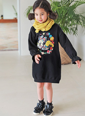 "<font color=#4bb999>* JKIDS 2017 S / S *</font> <br> Merida One Piece <br> <font color=""#9f9f9f"">Emotional Girl ♡ ♡ Disney Mini <br> Daily One Piece!</font>"