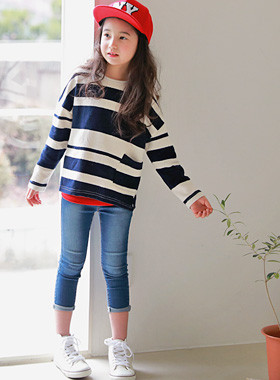 "<font color=#4bb999>* JKIDS 2017 S / S *</font> <br> Tea pocket lining <br> <font color=""#9f9f9f"">Rujeupit regeulreon ♡ T ♡ <br> Front pockets points!</font>"
