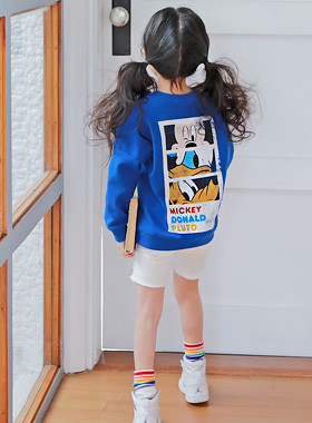 "<font color=#4bb999>* JKIDS 2017 S / S *</font> <br> Disney Heroes One on one <br> <font color=""#9f9f9f"">* Chic Cobalt Blue * <br> * Simple to seem special! *</font>"