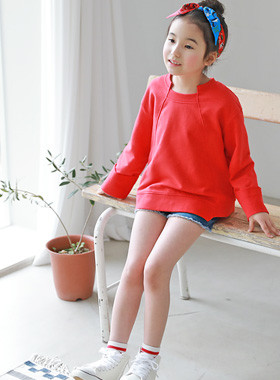 "<font color=#4bb999>* JKIDS 2017 S / S *</font> <br> One on one neck deombeul <br> <font color=""#9f9f9f"">♡ ♡ line wide sleeves <br> Hottest red color!</font> <br> <font color=""#a84c59"">Wearing No. 15 * delay * <br> 27 days Estimate storage <br></font>"