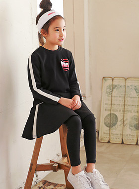 "<font color=#4bb999>* JKIDS 2017 S / S *</font> <br> WORK LEVEL SET UP & DOWN <br> <font color=""#9f9f9f"">* Chic Sporty Look * <br> * Daily items of full use *</font>"