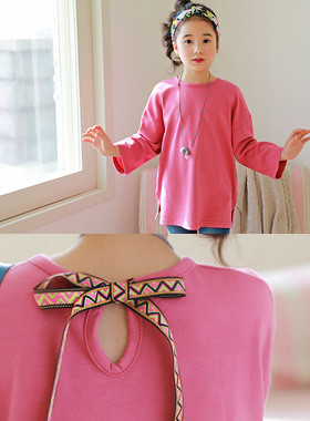 "<font color=#4bb999>* JKIDS 2017 S / S *</font> <br> Thai modal tee <br> <font color=""#9f9f9f"">♡ ♡ dwitnek variegated ribbon straps <br> Stylish City Park!</font>"