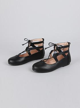 <font color=#4bb999>* JKIDS 2017 *</font> <br> Lace-up shoes