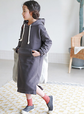 "<font color=#4bb999>* JKIDS 2017 S / S *</font> <br> Louvre hooded dress <br> <font color=""#9f9f9f"">♡ ♡ vintage dress emotion <br> Kkultem styling!</font>"