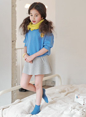 "<font color=#4bb999>* JKIDS 2017 S / S *</font> <br> Isabel skirt <br> <font color=""#9f9f9f"">* Daily cute, sporty skirt * <br> * In either what clothes! *</font>"