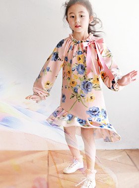 "<font color=#4bb999><b>* HAPPY SALE *</b></font> <br> Marie-Ange dress <br> <font color=""#9f9f9f"">* This watna Spring Spring! * <br> Lovely bright dress * *</font>"