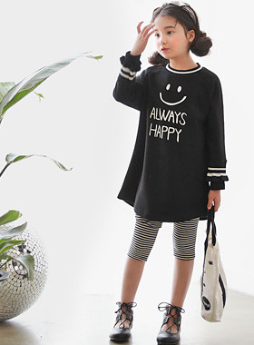 """<font color=#4bb999>* JKIDS 2017 S / S *</font> <br> Always One Piece <br> <font color=""""#9f9f9f"""">♡ Goliji Frill Sleeves ♡ <br> Cute front printing!</font>"""