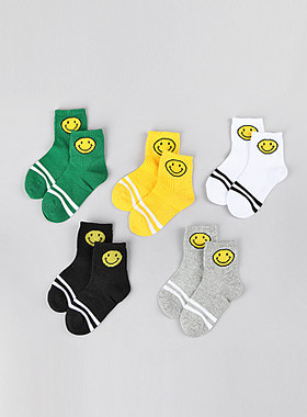 <font color=#4bb999>* JKIDS 2017 *</font> <br> Haha Sox five kinds SET