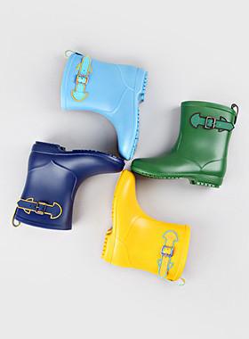 <font color=#4bb999>* JKIDS 2017 *</font> <br> Pastel Rain Boots