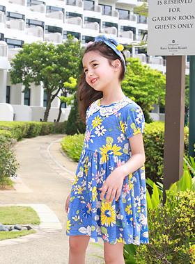 <font color=#b784c6><font color=#c498d1>*</font> JKIDS 2016</font> <font color=#c498d1>S / S</font> <font color=#b784c6>*</font> <br> Sunflower Dress
