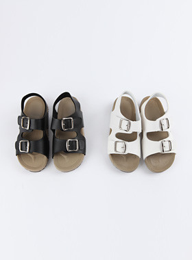 <font color=#4bb999>* JKIDS 2017 *</font> <br> Leon buckle sandals