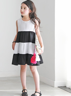 "<font color=#4bb999>* JKIDS 2017 S / S *</font> <br> Ponteff dress <br> <font color=""#9f9f9f"">* I'm a Tom, you ♥ * <br> * Looks like a sweet bunny look *</font>"