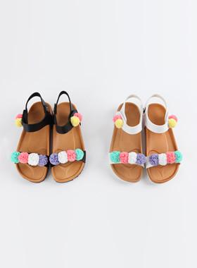 <font color=#4bb999>* JKIDS 2017 *</font> <br> Hawaiian sandals