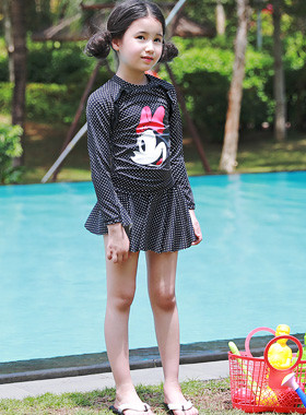 "<font color=#4bb999>* JKIDS 2017 S / S *</font> <br> Dot Mini Lash Guard <br> <font color=""#9f9f9f"">* Summer with Minnie Mouse * <br> * Lovely Rash Guard *</font>"