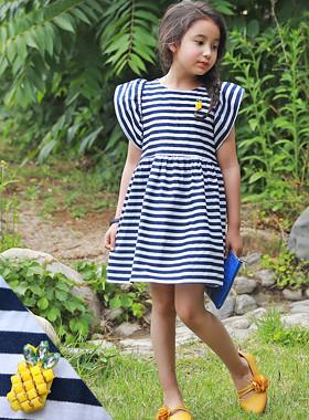 "<font color=#4bb999>* JKIDS 2017 S / S *</font> <br> Kirabi Dress <br> <font color=""#9f9f9f"">* Everyday joy explosion * <br> * Cute Cute Summer Dress *</font>"