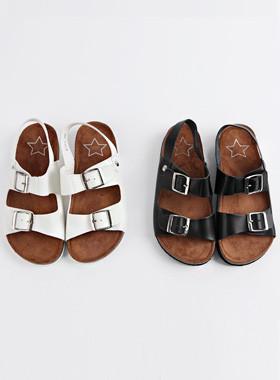 <font color=#4bb999>* JKIDS 2017 *</font> <br> Toubarken sandals