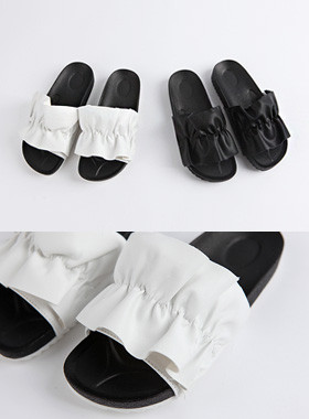 <font color=#4bb999>* JKIDS 2017 *</font> <br> Las frilly slippers