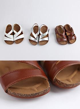 <font color=#4bb999>* JKIDS 2017 *</font> <br> Athena Sandals