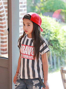"<font color=#4bb999>* JKIDS 2017 S / S *</font> <br> Bravo Tangarathi <br> <font color=""#9f9f9f"">♡ Park Si-han Stingray Line ♡ <br> Stylish fitting feeling!</font>"