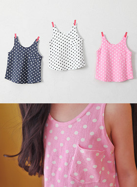 "<font color=#4bb999>* JKIDS 2017 S / S *</font> <br> Dream Dot Naciti <br> <font color=""#9f9f9f"">♡ Little Cute Little Dot ♡ <br> Cool even in summer!</font>"