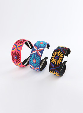 <font color=#4bb999>* JKIDS 2017 *</font> <br> Henna embroidery hair band