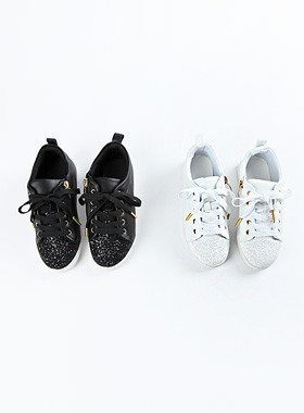 <font color=#edb200>* JKIDS 2017 *</font> <br> Coco Pearl Sneakers