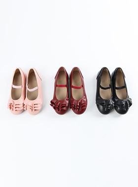 <font color=#edb200>* JKIDS 2017 *</font> <br> Wavy Flat Shoes